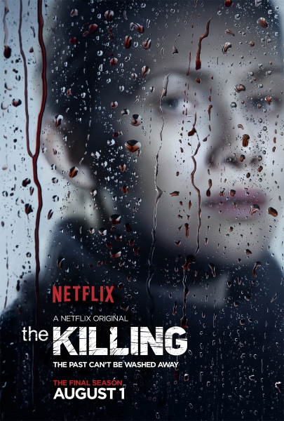 Photo Flash: First Look - Character Posters & Trailer for Netflix's THE KILLING Season 4