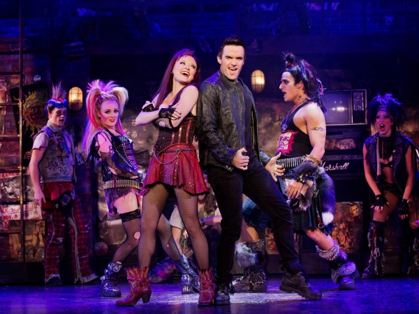 BWW Reviews: 5th Ave's WE WILL ROCK YOU Rocks - But is that Enough?