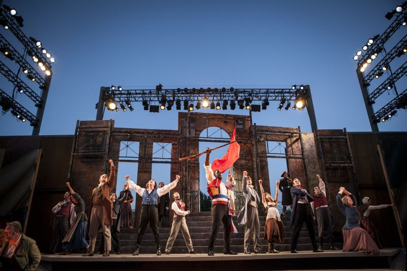BWW Reviews: ISF's LES MISERABLES Is Full Of Les Talent Merveilleux