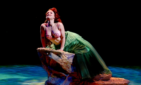 Photo Flash: First Look at Adrienne Eller, Bruce Landry, Kecia Lewis and More in NSMT's THE LITTLE MERMAID