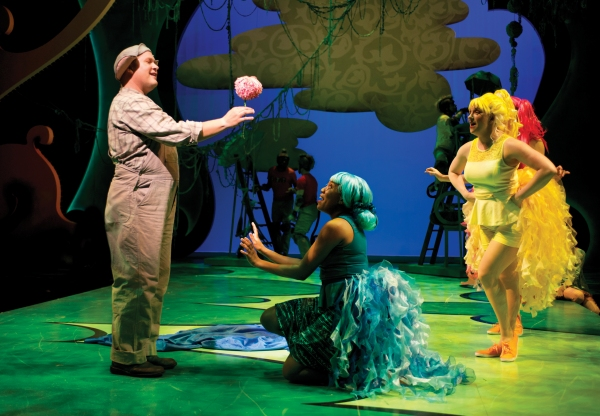 Photo Flash: First Look at CST's SEUSSICAL