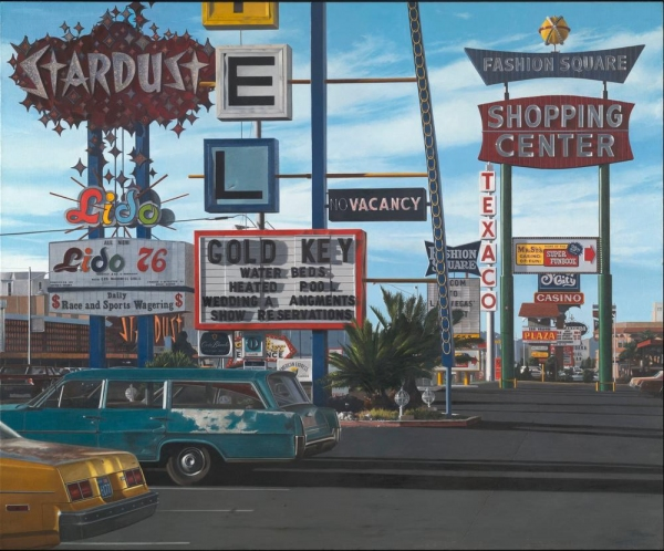 Photo Flash: Nassau County Museum of Art's STILL LIFE: 1970s PHOTOREALISM Exhibition Opens Today