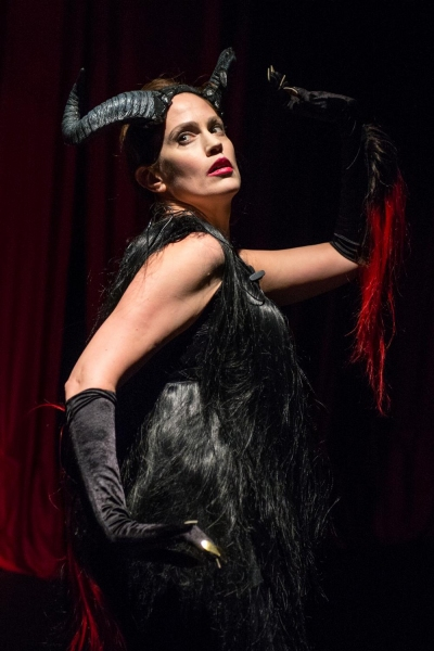 Photo Flash: First Look at FEATHER GATHERERS, Part of Ice Factory 2014
