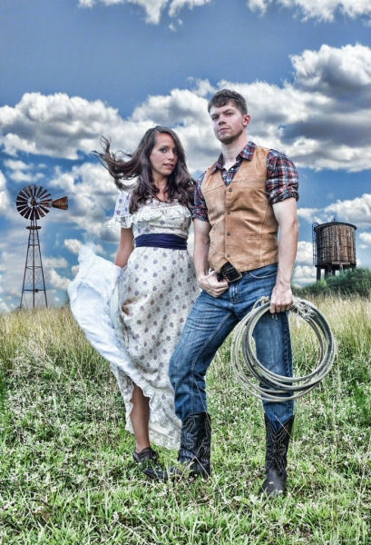 Photo Flash: Meet the Cast of Serenbe Playhouse's Gritty OKLAHOMA!