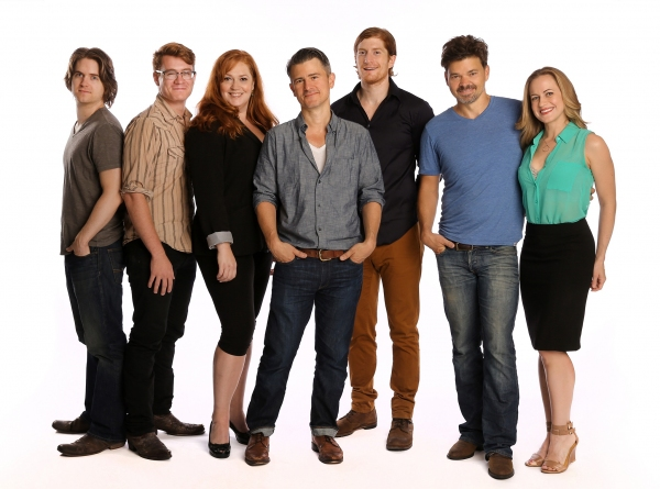 Photo Flash: Meet the Cast of Encores! Off-Center's PUMP BOYS AND DINETTES - Jordan Dean, Hunter Foster, Mamie Parris, Katie Thompson & More!