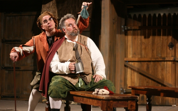 Photo Flash: THE MERRY WIVES OF WINDSOR Opens Tonight at the First Folio Theatre