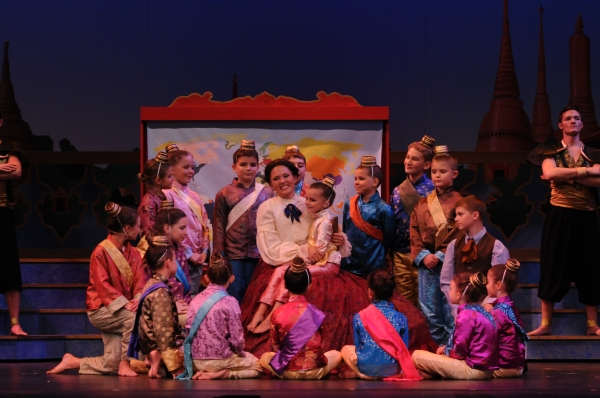 Photo Flash: First Look - Shenandoah Summer Music Theatre's THE KING AND I Opens Tonight