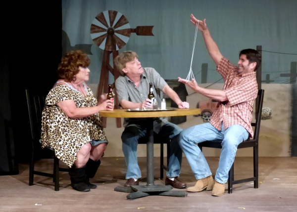 Photo Flash: SORDID LIVES by Del Shores Opens Friday, 7/11 at the Westchester Playhouse