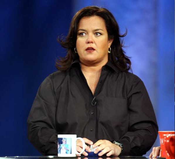 Rosie O'Donnell Responds to Hasselbeck's Harsh Comments on Twitter