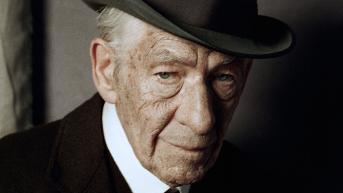 FIRST LOOK - Ian McKellen Stars in MR. HOLMES; Further Casting Announced