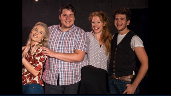 Photos: First Look at Stephen Sondheim Society's GOD at The London Theatre Workshop