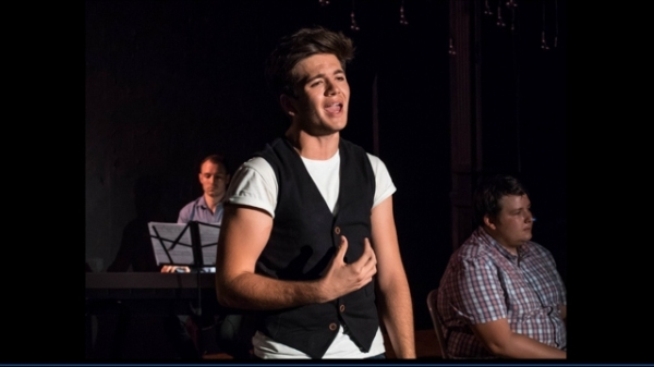 Photo Flash: First Look at Stephen Sondheim Society's GOD at The London Theatre Workshop