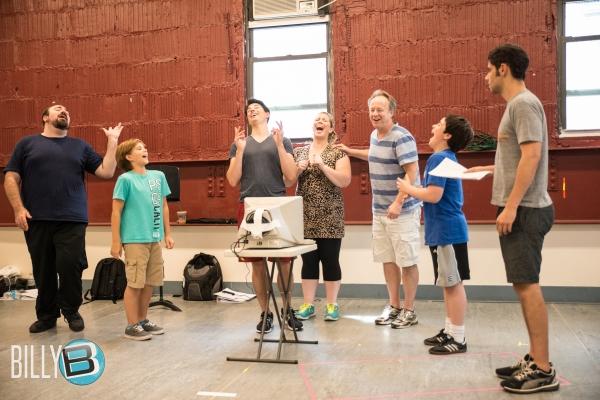 Adam Shapiro (JEEVES), Lucas Schultz, Michael Mahany, Heather Jane Rolff, Bob Walton, Photo