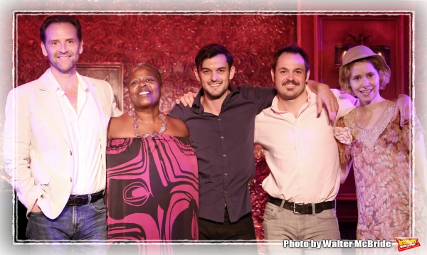 FREEZE FRAME: Malcolm Gets, Lillias White and More Preview 54 Below Shows!