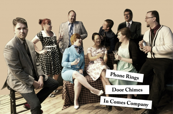 BWW Reviews: Experience the Phenomenal Musicianship that is Equinox Theatre's COMPANY!