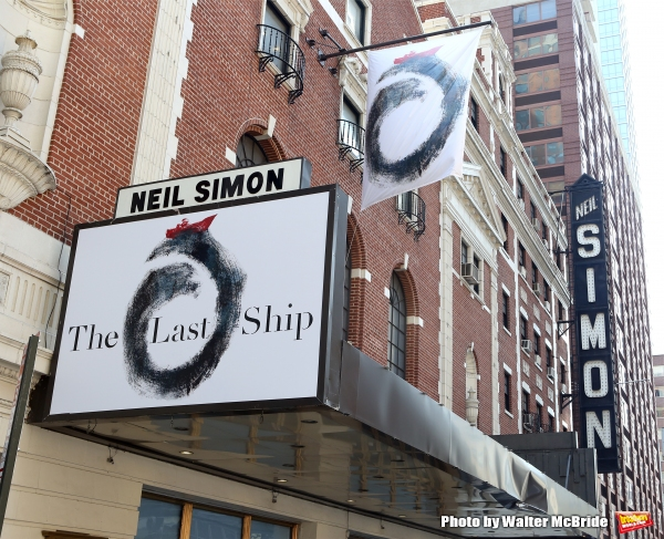Up on the Marquee: THE LAST SHIP
