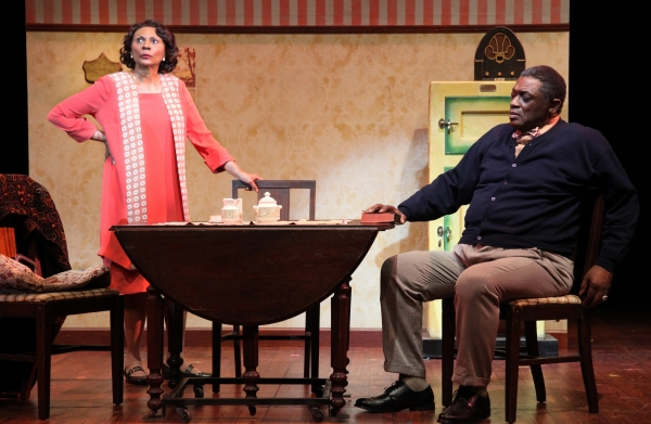 Photo Flash: Here She Is World! New Production Shots from Connecticut Rep's GYPSY with Leslie Uggams & More!