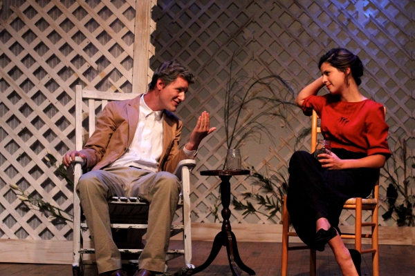 Photo Flash: First Floor Theater's TWAIN'S WORLD, Opening Tonight