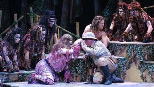 Photo Flash: First Look at Brian Ogilvie, Jennifer Lorae and More in the Regional Premiere of TARZAN at the Arvada Center