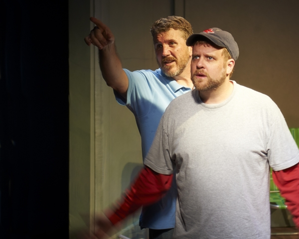 Photo Flash: First Look at Steep Theatre's A SMALL FIRE, Now Playing Through 8/16