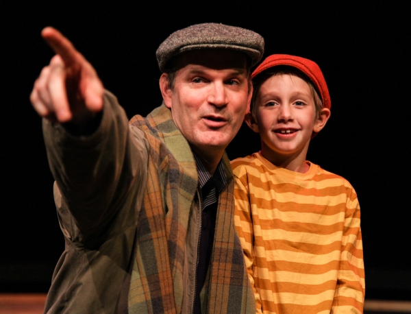 Photo Flash: First Look at JPAC's BIG FISH, Running 7/25-8/9