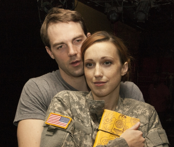 Bryan T. Martin and Janice Landry Photo