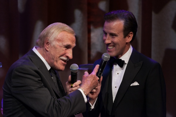 Bruce Forsyth Anton Du Beke Photo
