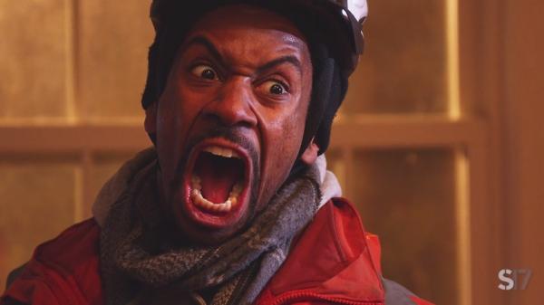 Photo Flash: Joshua David Robinson Guest Stars in IAN, Episode 4 - 'Egg, Roll & Fight'