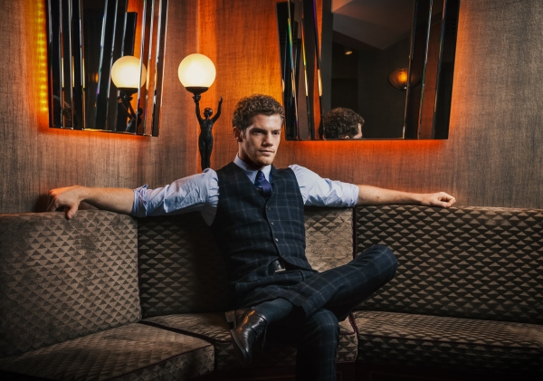 Photo Coverage: MISS SAIGON's Alistair Brammer's Fashion Shoot