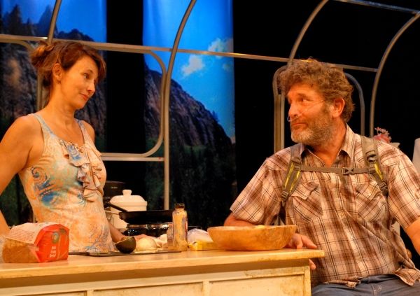 Photo Flash: First Look at Chester Theatre's ANNAPURNA