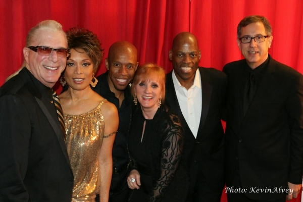 Ron Abel, Valarie Pettiford, Ty Stephens, Terri Klausner, Adrian Bailey and Tom Hubbard