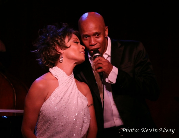 Valarie Pettiford and Ty Stephens