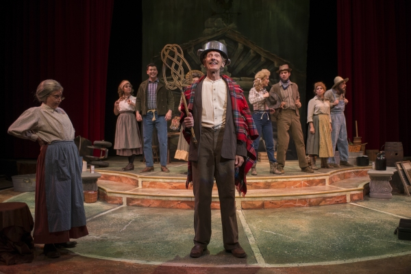 Photo Flash: First Look at Summer Smart, Kelly Anne Clark, James Harms and More in BEVERLY HILLBILLIES at Theatre at the Center