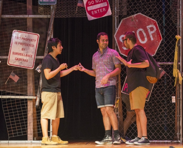 Photo Flash: First Look at About Face Theatre's CHECKING BOXES, Opening Tonight