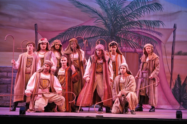 Photo Flash: First Look at Music Theatre Wichita's JOSEPH AND THE AMAZING TECHNICOLOR DREAMCOAT
