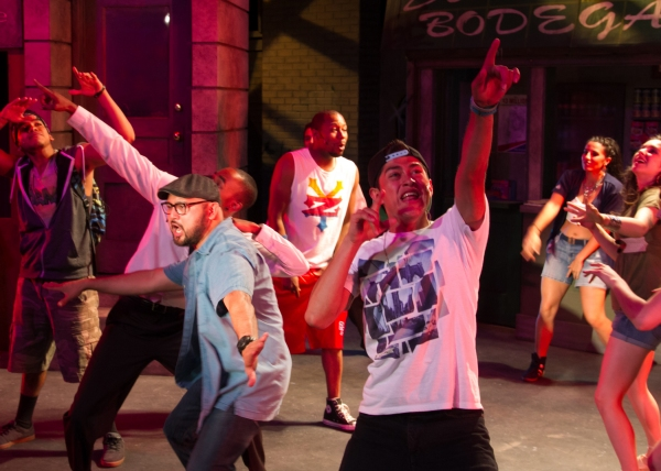 Photo Flash: First Look at IN THE HEIGHTS, Opening Tonight at Chance Theater
