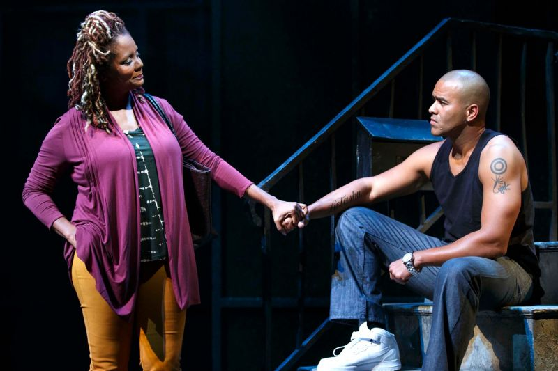 Theater People Podcast Welcome's Tony-Winner Tonya Pinkins from HOLLER IF YA HEAR ME