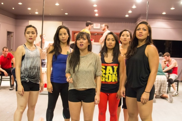 Photos: Flat Rock Playhouse's MISS SAIGON Currently in Rehearsal, 7/24-8/24