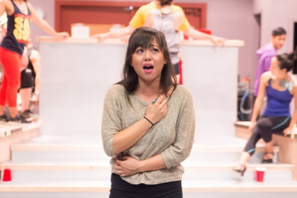 Photo Flash: Flat Rock Playhouse's MISS SAIGON Currently in Rehearsal, 7/24-8/24