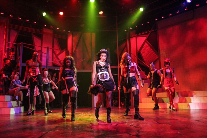 BWW Reviews: Actor's Express' ROCKY HORROR SHOW is a Titillating Evening of Talent and Depravity