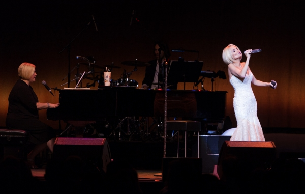 Photo Coverage: Exclusive! Kristin Chenoweth In Concert At The Royal Albert Hall!