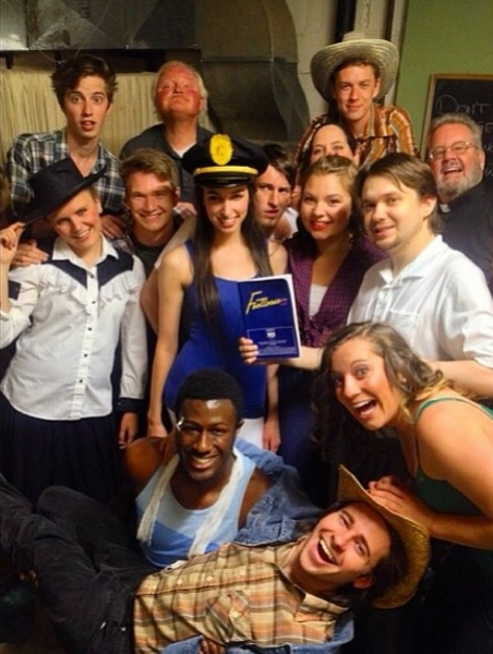 Photo Flash: Saturday Intermission Pics, Part 2 - 7/12- Regionals Take the Spotlight