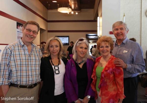 Barry Kleinbort, Eda Sorokoff, Jamie deRoy, Anita Gillette, David Bates Photo