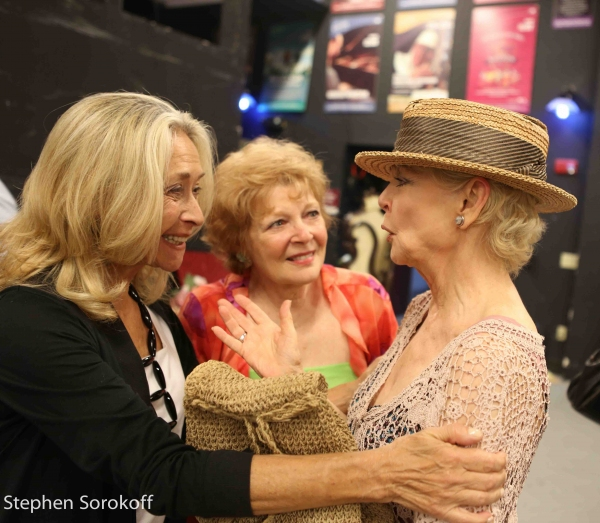 Eda Sorokoff, Anita Gillette, Penny Fuller
