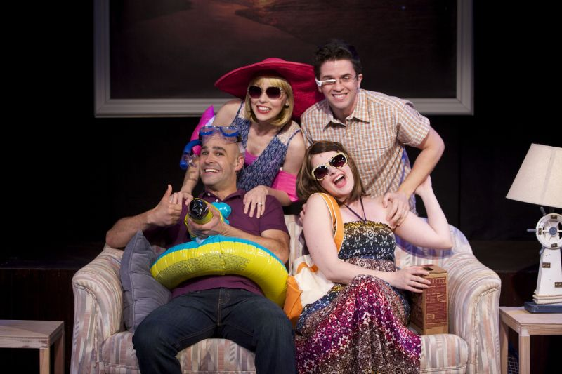 BWW Reviews: ROMANCE Is in the Air at North Coast Rep