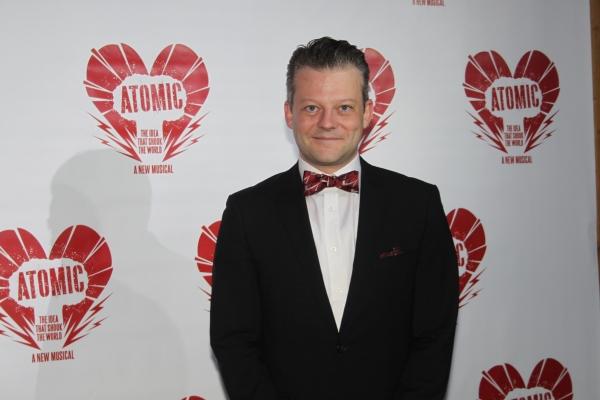 Photo Coverage: Sara Gettelfinger, Jeremy Kushnier, Euan Morton & More Celebrate Opening Night of ATOMIC