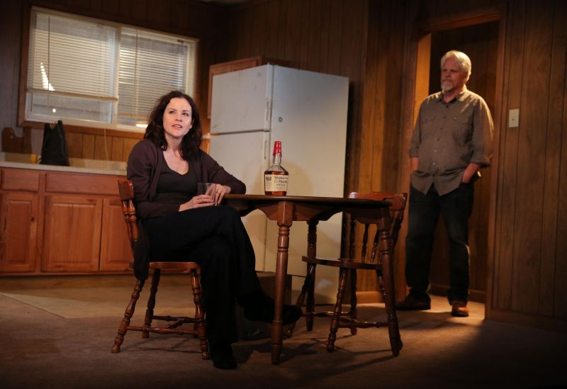 BWW Reviews:  THE LONG SHRIFT Gives a Worthy Subject The Short Shrift