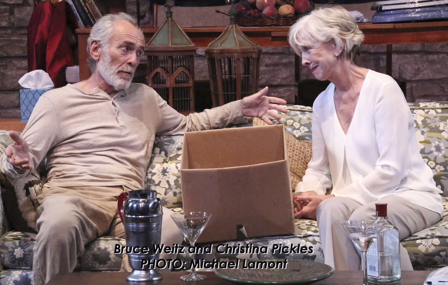 BWW Reviews: The Colony Theatre Manages a Good Effort at FAMILY PLANNING