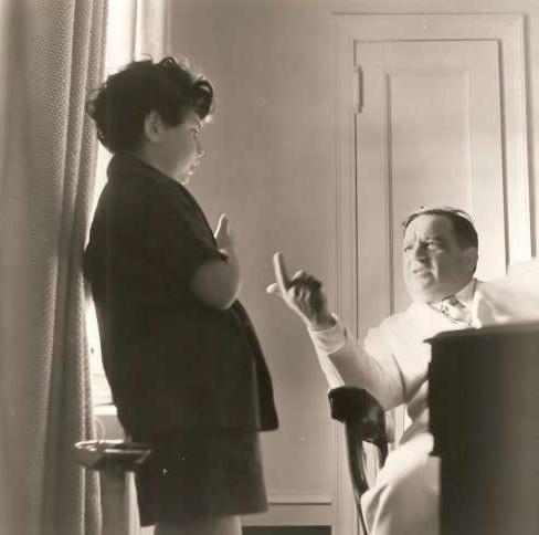 Maazel''s Conducting debut at age 9 at 1939 World Fair with Mayor Fiorella LaGuardia