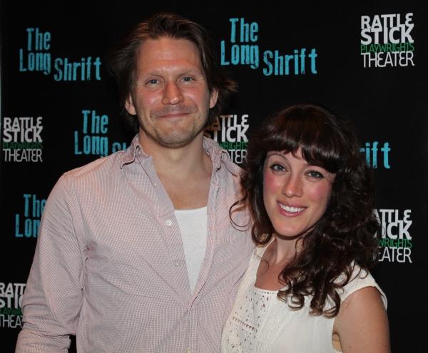 Samantha Soule and McCaleb Burnett